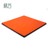 Full-color EPDM rubber floor mat