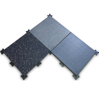 Composite snap rubber mat